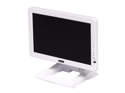 10 zoll monitor mit hdmi wei. Black Bedroom Furniture Sets. Home Design Ideas