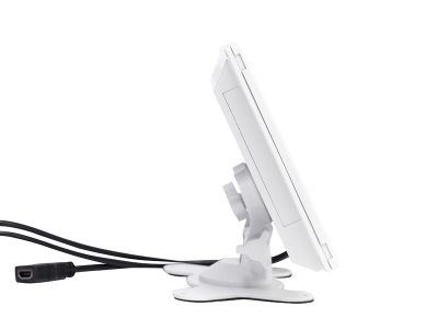 7 Zoll Monitor (Weiß)